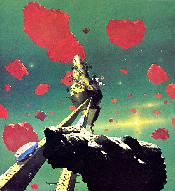 70s Sci Fi Art Chris Foss: 301 Moved Permanently